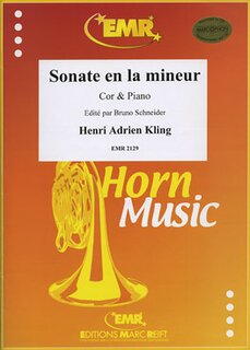 Sonate en la mineur (Horn in F)