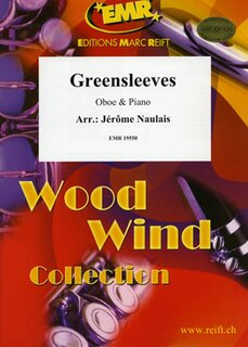 Greensleeves (Oboe)