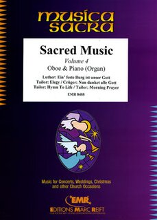 Sacred Music Volume 4  (Oboe)