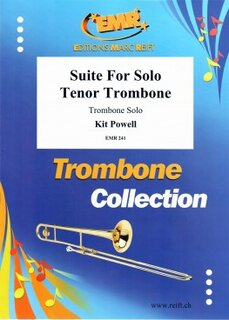 Suite for Solo Trombone (Posaune)