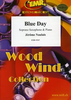 Blue Day (Soprano Saxophone)