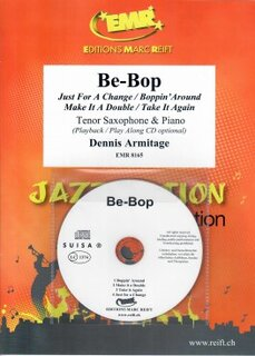 Be-Bop + CD (Tenor Saxophone)