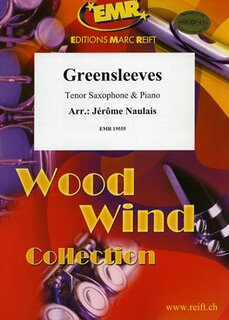 Greensleeves (Tenor Saxophone)