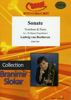 Sonate Op. 17 (Wagenh�user) (Posaune)