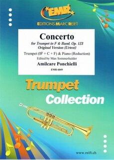 Concerto for Trumpet in F Op. 123 (Trompete)