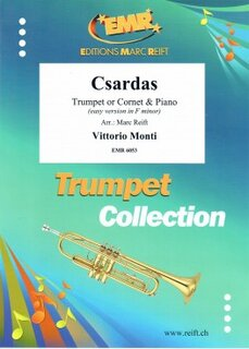 Csardas (easy version in F minor) (Trompete)