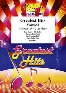 Greatest Hits Volume 2  (Trompete)