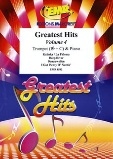 Greatest Hits Volume 4  (Trompete)