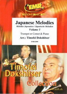 Japanese Melodies Vol. 3 (Trompete)