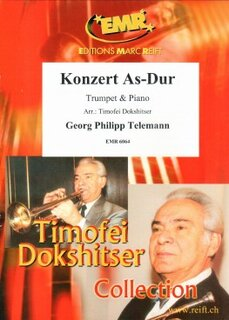 Konzert As-Dur (Trompete)