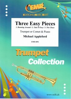 Three Easy Pieces (Trompete)