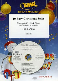10 Easy Christmas Solos (Trompete)