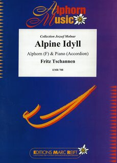 Alpine Idyll (Alphorn in F)