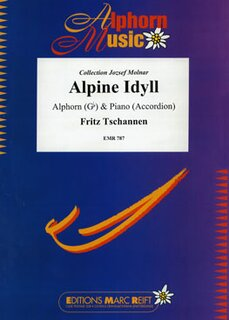 Alpine Idyll (Alphorn in Gb)