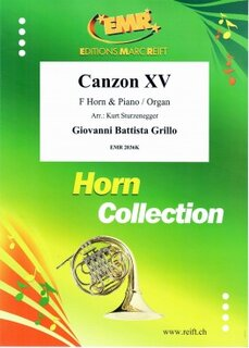 Canzon XV (Horn in Es)