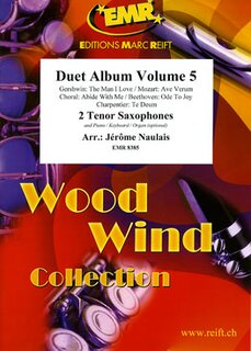 Duet Album Volume 5  (2 Tenor Saxophones)