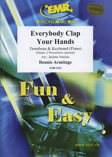 Everybody Clap Your Hands (Posaune)