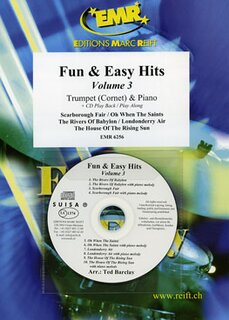 Fun & Easy Hits Volume 3  (Kornett)