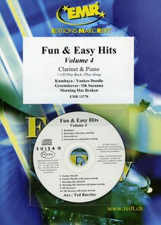 Fun & Easy Hits Volume 4  (Klarinette)