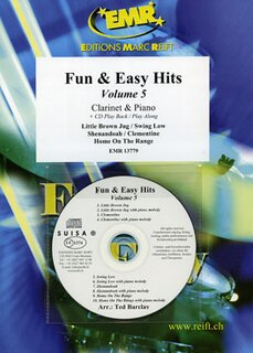 Fun & Easy Hits Volume 5  (Klarinette)