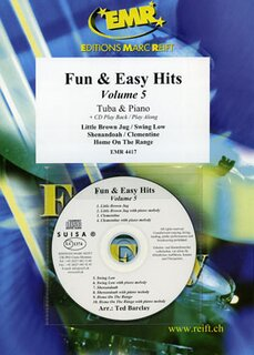 Fun & Easy Hits Volume 5  (Tuba)