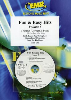 Fun & Easy Hits Volume 5  (Kornett)