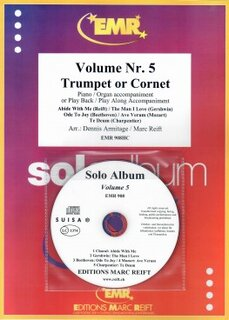 Solo Album Vol. 05 + CD  (Kornett)