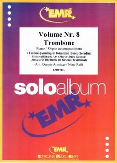 Solo Album Vol. 08  (Posaune)