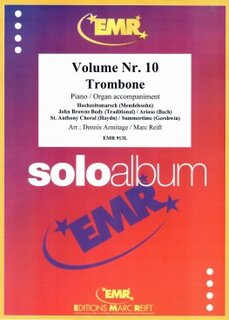 Solo Album Vol. 10  (Posaune)