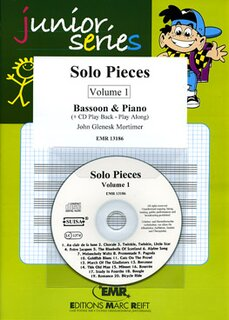 Solo Pieces Vol. 1 (Fagott)