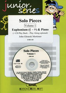 Solo Pieces Vol. 1 (Eufonium)