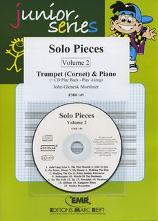 Solo Pieces Vol. 2 (Trompete)