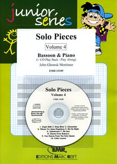 Solo Pieces Vol. 4 (Fagott)