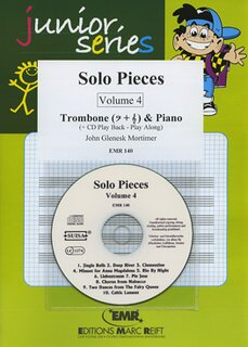 Solo Pieces Vol. 4 (Posaune)