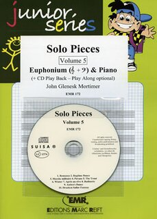 Solo Pieces Vol. 5 (Eufonium)