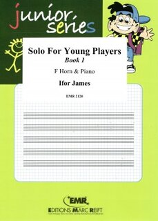 Solos for Young Players Vol. 1 (Horn in Es)
