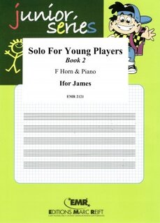 Solos for Young Players Vol. 2 (Horn in Es)