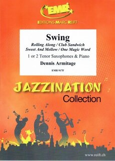 Volume 3 Swing (2 Tenor Saxophones)