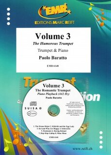 Volume 3, The Humorous Trumpet (Kornett)