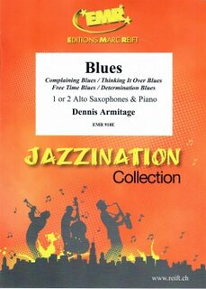 Volume 4 Blues (2 Alto Saxophones)