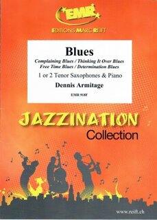 Volume 4 Blues (2 Tenor Saxophones)