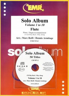 10 Solo Album (Vol. 1-10 + 2 CDs) (Flöte)