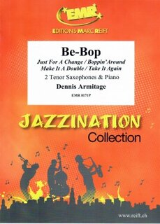 Be-Bop (2 Tenor Saxophones)