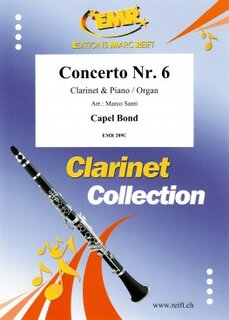 Concerto Nr. 6 in Bb (Klarinette)