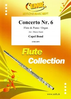 Concerto Nr. 6 in Bb (Fl�te)