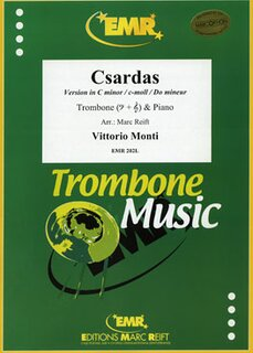 Csardas (version in C minor) (Posaune)
