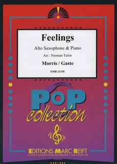 Feelings (Alto Saxophone)