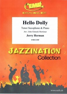 Hello, Dolly! (Tenor Saxophone)