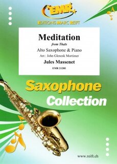 Meditation from Thais (Alto Saxophone)