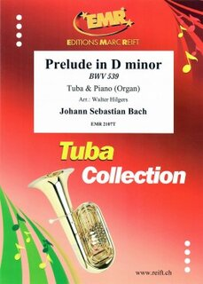 Prelude D minor BWV 539 (Hilgers) (Tuba)